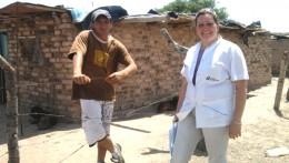 Promoción de Salud en un asentamiento de El Borbollón, Las Heras.